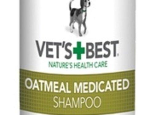 Vets best Vets best oatmeal medicated shampoo