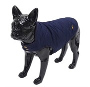 Joules Joules hondenjas quilted navy