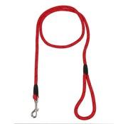 Rosewood Rosewood hondenriem touw rood / zwart