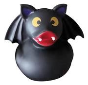 Croci Croci halloween tricky vleermuis badeend vinyl zwart