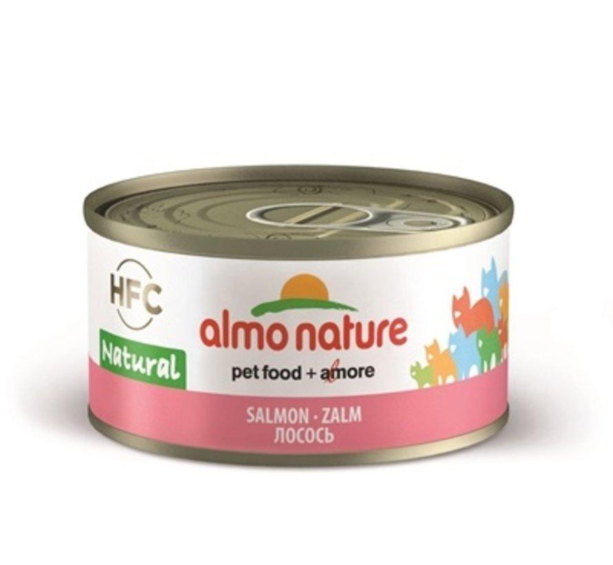 24x almo nature cat zalm