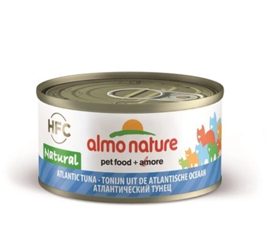 24x almo nature cat atlantic tonijn