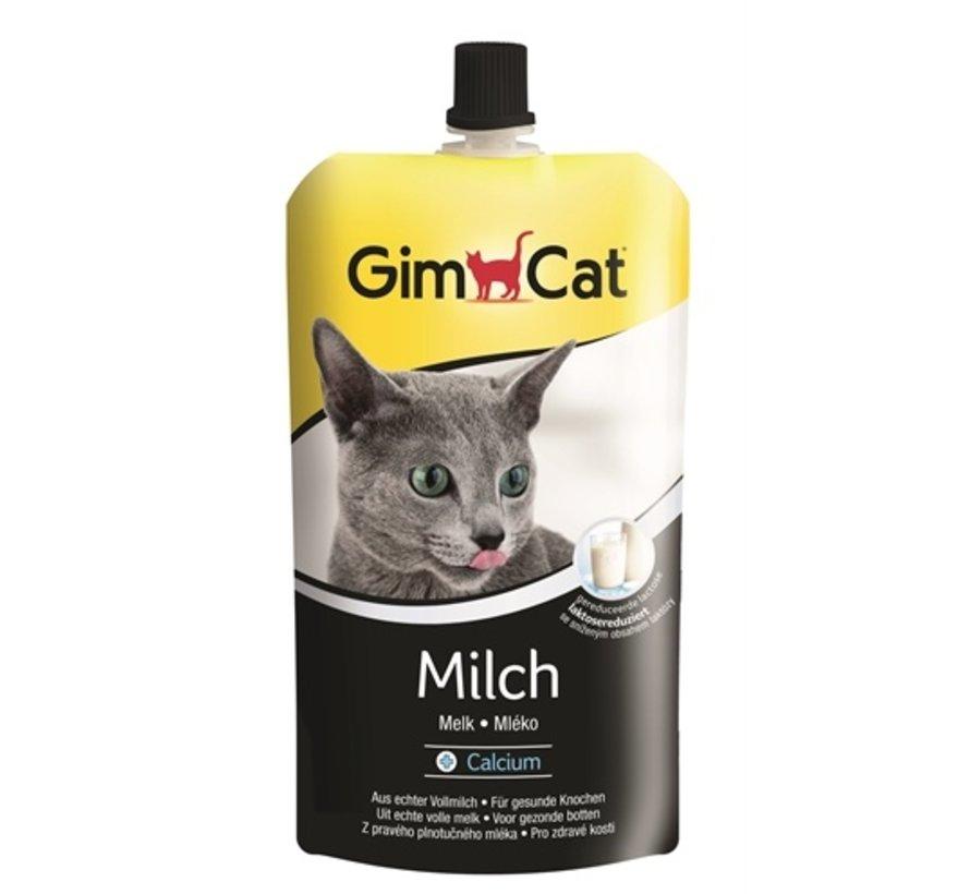 Gimcat kattenmelk pouch hersluitbaar
