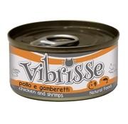 Vibrisse 24x vibrisse cat kip / garnalen