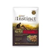 True instinct True instinct high in meat pouch adult beef fillets