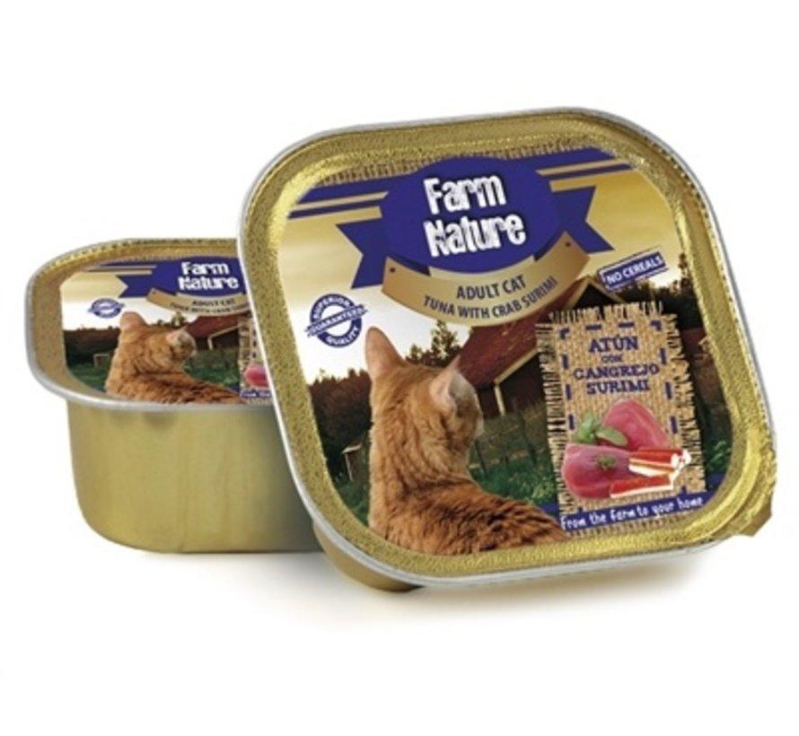 Farm nature tuna / crab / surimi