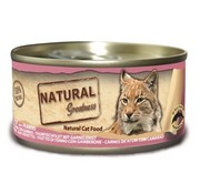 Natural greatness Natural greatness tuna fillet / prawns