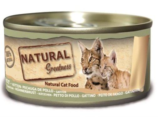 Natural greatness Natural greatness chicken kitten