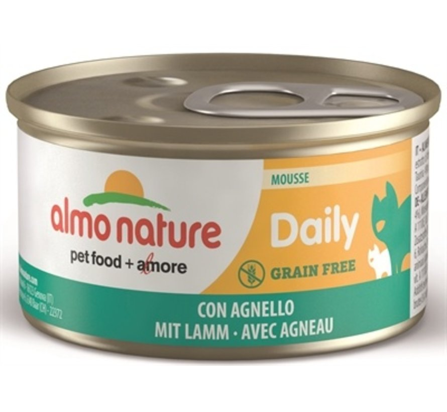 24x almo daily menu mousse met lam
