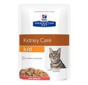 Hill's prescription diet 12x hill's feline k/d zalm