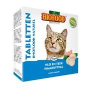 Biofood Biofood kattensnoepjes bij vlo naturel