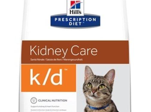 Hill's prescription diet Hill's feline k/d nier