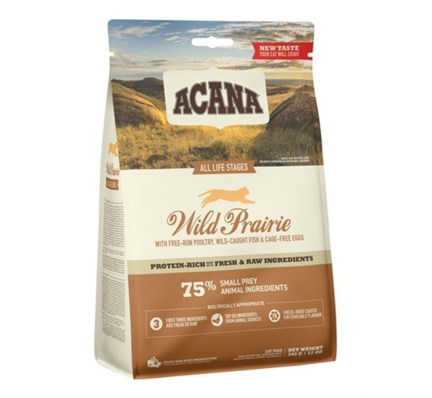 Acana cat wild prairie