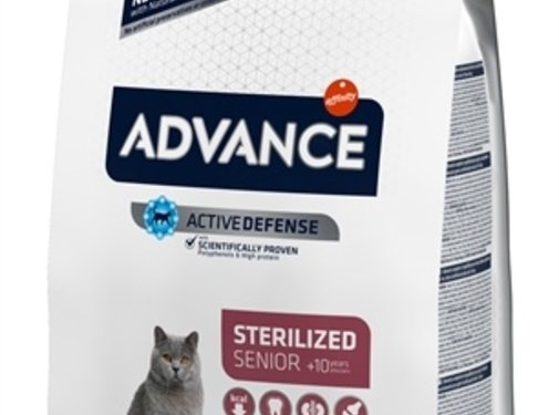 Advance Advance cat sterilized sensitive senior 10+