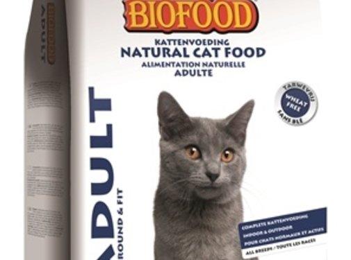 Biofood Biofood premium quality kat adult fit