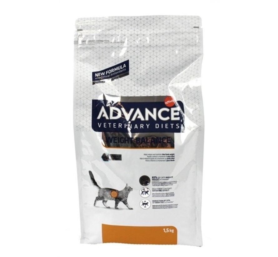 Advance kat veterinary diet weight balance