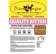 Merkloos Budget premium catfood quality kitten
