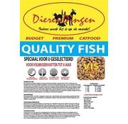 Merkloos Budget premium catfood quality fish