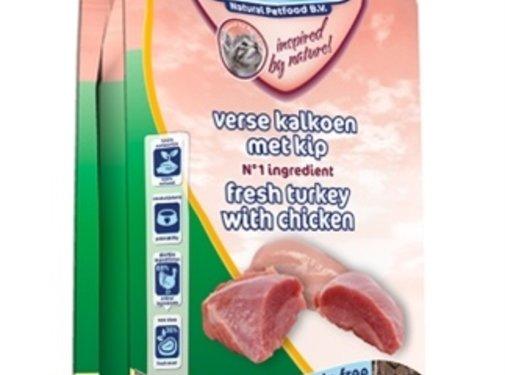 Renske Renske super premium kitten verse kalkoen met kip