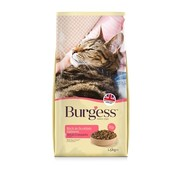 Burgess Burgess cat adult rijk aan schotse zalm