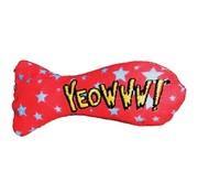 Yeowww Yeowww stinkies catnip sardientje met sterren