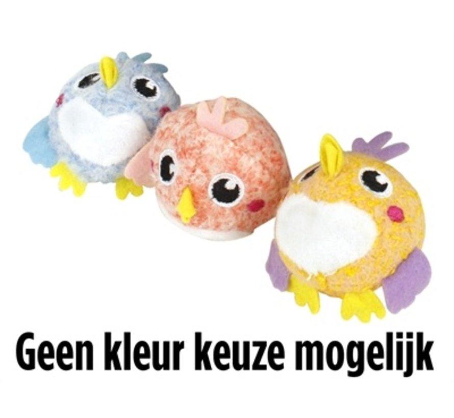 Fofos fuzzy bird assorti