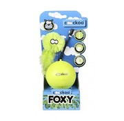 Coockoo Coocky foxy magic ball lime