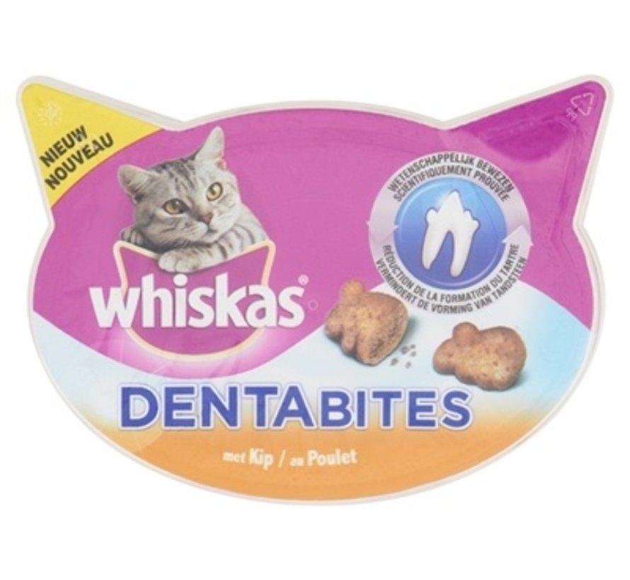 8x whiskas dentabites
