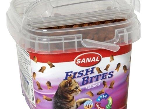 Sanal Sanal cat fish bites cup