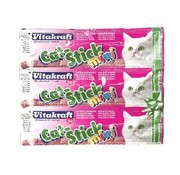 Vitakraft Vitakraft cat-stick mini eend met konijn