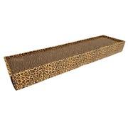 Croci Croci krabplank homedecor dierenprint luipaard