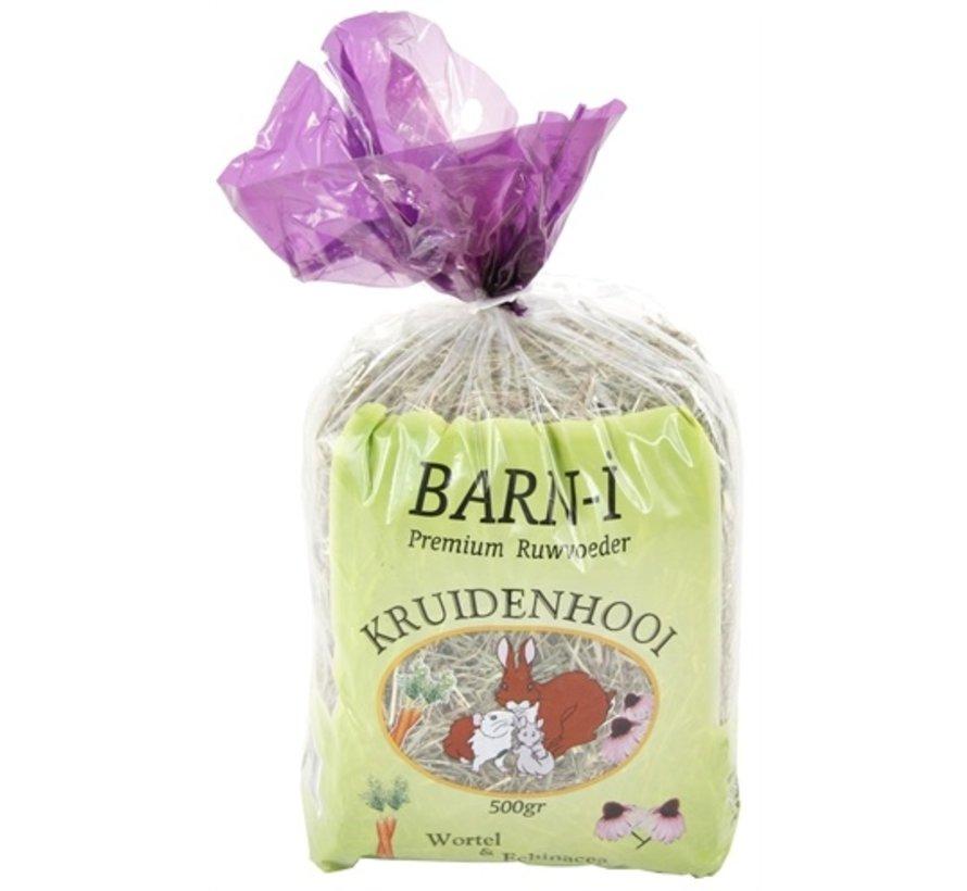 6x barn-i kruidenhooi wortel/echinacea