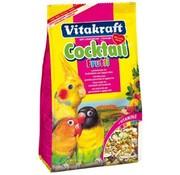Vitakraft Vitakraft grote parkiet/agapornissen coctail frutti