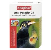 Beaphar Beaphar anti-parasiet 25 vogel (50-300gr)