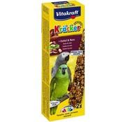 Vitakraft Vitakraft papegaai kracker fruit/noot