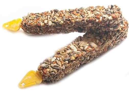 Tweeter's treats Tweeter's treats zaadsticks papegaai honing