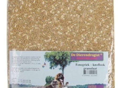 Dierendrogist Dierendrogist fenegriek/knoflook