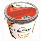Equifirst Equifirst paardensnoepjes met appelsmaak