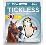 Tickless Tickless teek en vlo afweer voor paard beige