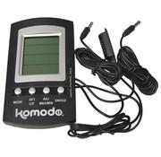 Komodo Komodo thermometer/hygrometer digitaal