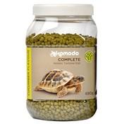 Komodo Komodo voer schildpad komkommer