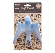 Martin sellier Martin sellier latex origami zwaluw pastel blauw