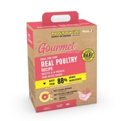 Natyka Natyka gourmet adult small breed poultry