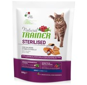 Natural trainer Natural trainer cat sterilised salmon