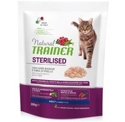 Natural trainer Natural trainer cat sterilised white meat