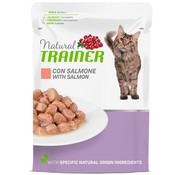 Natural trainer Natural trainer cat mature salmon pouch