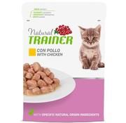 Natural trainer Natural trainer cat kitten / junior chicken pouch