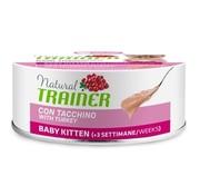 Natural trainer Natural trainer cat kitten turkey blik