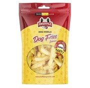 Snuffle Snuffle dog fries salmon