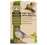 Best for birds Best for birds vetbollen met insecten